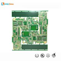 Quality 4 Layers High Density PCB Layout With Immersion Gold Pads wholesale