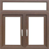 Quality Social Projects UPVC Sliding Windows wholesale