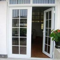 Buy cheap White Frame Clear Glass Sliding Windows from wholesalers