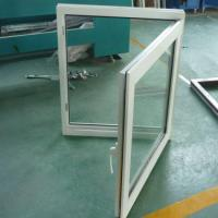 China UPVC Casement Double Glazing Windows on sale