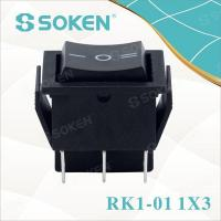 Buy cheap Momentary on off on Rocker Switch from wholesalers