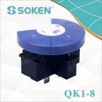 Buy cheap Soken Qk1-8 4 Position Ectrical Key Switch from wholesalers