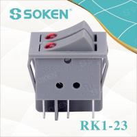 Buy cheap Double on off Rocker Switch from wholesalers