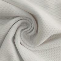 Buy cheap 100%Polyester Bird Eye Knit Fabric from wholesalers
