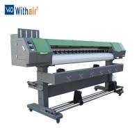 Buy cheap W1800S2-5113 Eco Solvent Printer from wholesalers