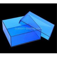 Buy cheap Plexiglass box with lid CSA-857 from wholesalers