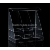 Buy cheap Acrylic compartment box rack CSA-865 from wholesalers