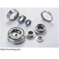 Buy cheap Helical Broaches from wholesalers