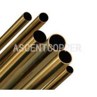 Quality Aluminium Brass Tubing for Seawater Desalting Industry wholesale