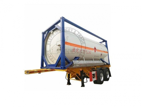 Cheap 20FT 40FT ISO TANK CONTAINER for sale