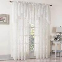 China Alison Jacquard Lace Curtain Panel on sale
