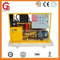 China GDH70 high pressure with CE&ISO grouting pump for sale on sale