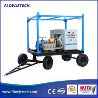 Quality Casting Sand Water Jet High Pressure Cleaner wholesale