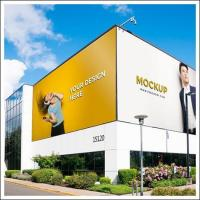 China Outdoor Advertising Billboards on sale