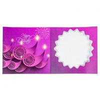 Buy cheap Diwali Small Gift Greeting Card from wholesalers