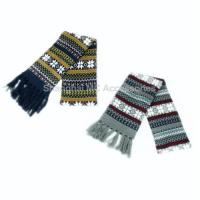 Quality CIRCULAR KNITTED SCARF wholesale