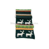 Quality FLAT KNITTED SCARF wholesale