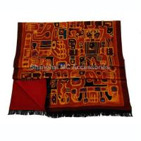 Quality BRUSHED PRINTED SCARF wholesale