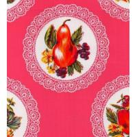 Quality Doily Pink Oilcloth wholesale