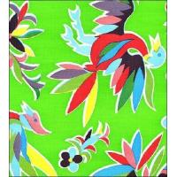 Buy cheap Animal Wonderland Lime Oilcloth from wholesalers