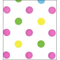 Buy cheap Big Dot Pink Oilcloth Fabric from wholesalers