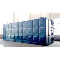 Quality SZS series gas-fired(oil-fired) hot water boiler wholesale