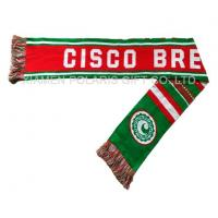 Quality Soccer Unisex Acrylic Knitted Scarf wholesale