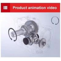 China P series power transmission planetary gear speed reducer- P2SA12-63-96 on sale