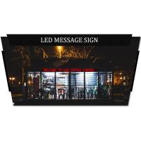 P12 Single Color LED Scrolling Message display For RS232 Communication