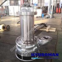 Buy cheap 65TJQ Submersible Slurry Pump from wholesalers