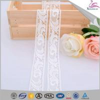 China 2018 Wholesale Embroidery Lace Trim Online on sale