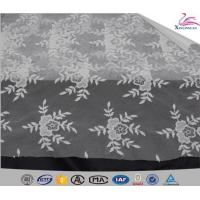 China African Mesh Lace Wedding Dress Fabric on sale