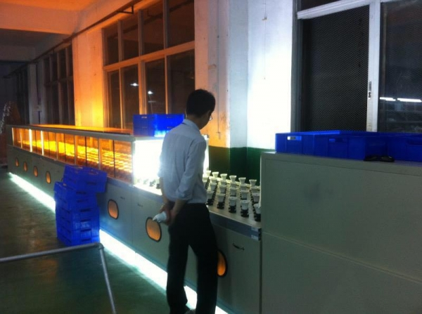 China LED Bulb Aging Test Machine