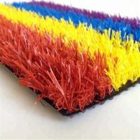 Quality Muti-color Artificial grass turf wholesale