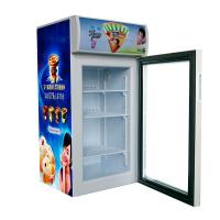 Buy cheap 9Ice cream freezer display cabinet from wholesalers