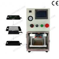 Quality YMj Protable mini set Vacuum Laminating Machine + Film Laminator for iPhone OLED Samsung Curved LCD wholesale