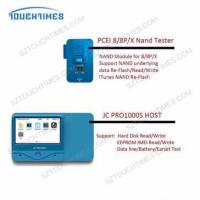 China JC Pro1000S PCIE NAND Programmer Test Fixture JC 8 Hard Disk Read Write Error Repair SN Repair For i on sale