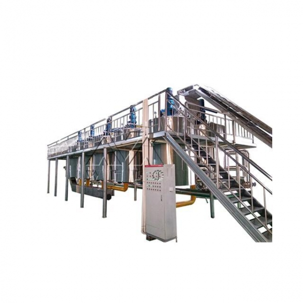 China animal oil production line