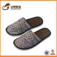 China Custom Made Air Supply Shoes for Women Indoor Cotton Slippers on sale