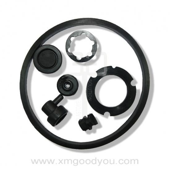 Cheap Round rubber Gasket Seal for Radiator Plastic Tanks for sale