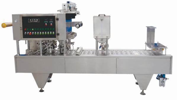 China MY-AC2 Auto Drop Cup Filling and Sealing Machine for Water|liquid|juice Cup
