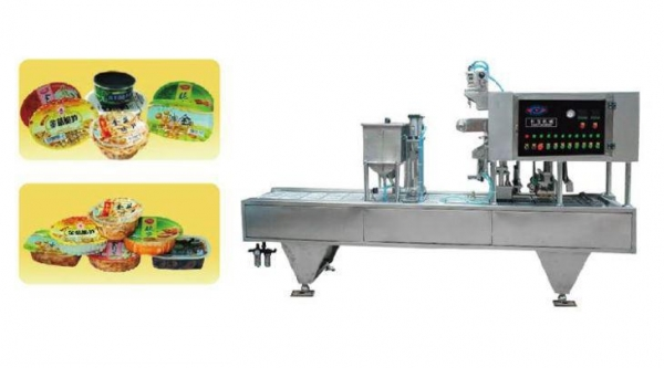 Cheap MY-C2 Semi-auto Filling Cup Sealing Machine for Water Cup for sale
