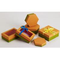 Buy cheap irregular gift box from wholesalers