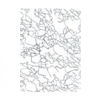 Quality Marble Grain High Gloss Galvanized Decorative PVC Material wholesale