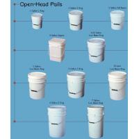 China 5-Gallons plastic pails, buskets, other plastic products on sale
